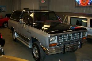 1983 Dodge Ramcharger