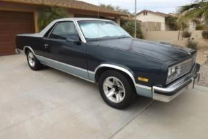 1987 Chevrolet El Camino Photo