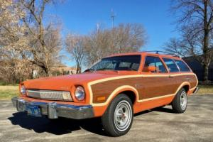 1974 Ford Pinto Squire Wagon for Sale