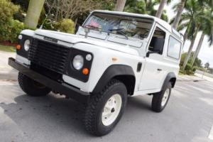 1988 Land Rover Defender D90 SEE VIDEO!!!