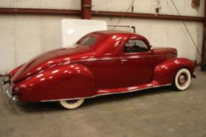 1939 Lincoln MKZ/Zephyr H72 Coupe