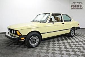 1978 BMW 3-Series BOSCH K-JETRONIC FUEL INJECTION. AC!