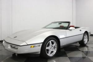 1988 Chevrolet Corvette Convertible Photo