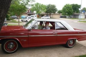 1966 AMC Rambler 770 classic Photo
