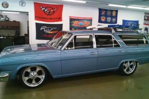 1965 AMC Rambler Beach Cruiser Wagon