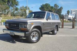 1989 Toyota Land Cruiser Photo