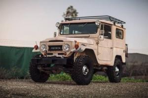 1965 Toyota Land Cruiser FJ40 Photo