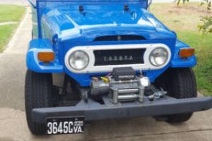 1972 Toyota Land Cruiser Photo