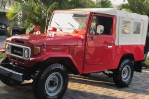 1980 Toyota Land Cruiser Photo