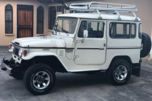 1978 Toyota Land Cruiser Photo
