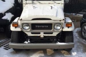 1982 Toyota Land Cruiser Photo