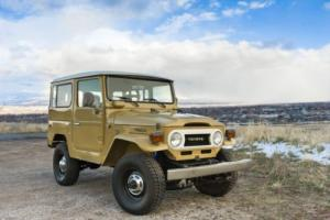 1977 Toyota Land Cruiser FJ40 Photo