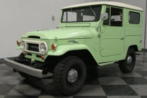 1962 Toyota Land Cruiser Photo