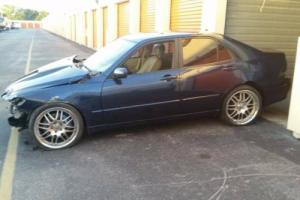 2005 Lexus IS