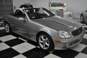 2004 Mercedes-Benz SLK-Class Only 42,484 Miles! Carfax Certified! Florida Salt-Free!