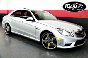 2011 Mercedes-Benz E-Class 4dr Sedan Photo