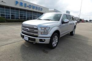 2016 Ford F-150 Platinum FX4 Nav/Rear Cam
