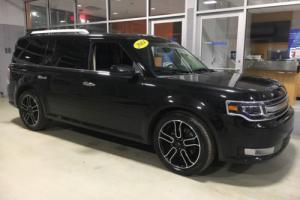 2014 Ford Flex Limited Awd EcoBoost Navigation / Rear Dvd Entertainment