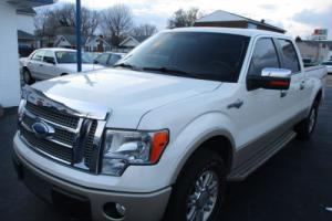 2009 Ford F-150 KING RANCH EDITION