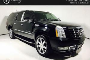 2007 Cadillac Escalade AWD Executive Limo
