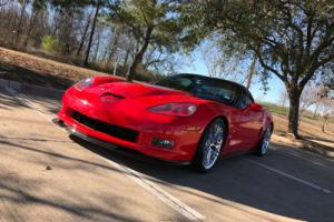2010 Chevrolet Corvette 3LZ