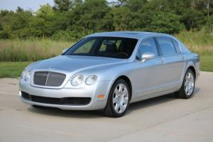 2006 Bentley Continental GT Bentley Continental Flying Spur V12 Twin Turbo N/R