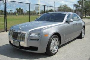 2013 Rolls-Royce Ghost Base 4dr Sedan Photo