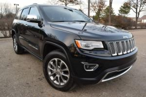 2014 Jeep Grand Cherokee 4WD LIMITED-EDITION