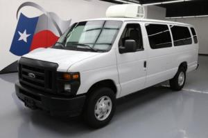 2014 Ford E-Series Van E-350 XL 11-PASS CRUISE CONTROL A/C