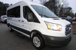 2016 Ford Transit Wagon XLT 15 Passenger Wagon 350 Mid Roof Wagon