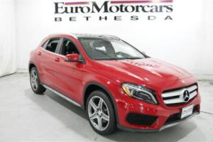 2015 Mercedes-Benz GLA 4MATIC 4dr GLA250