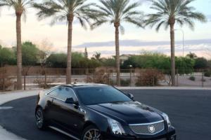 2012 Cadillac CTS V Coupe