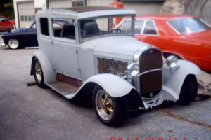 1931 Ford ford   all steel body 2 door with streched doors
