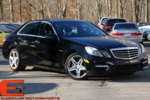 2010 Mercedes-Benz E-Class E63 Sport Sedan