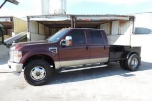 2009 Ford F-350 King Ranch 4x4 Custom Diesel Welding Bed! Photo