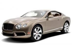 2013 Bentley Continental GT Coupe