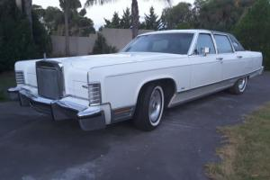 1977 Lincoln Continental Town Car Ford Cadillac Big Block LTD 460ci
