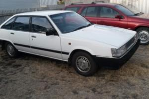 Cheap Classic 1986 Toyota Camry Hatch 5 speed and VGC
