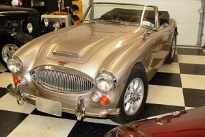 1967 Austin Healey 3000 Mark III Phase 2 / Restored