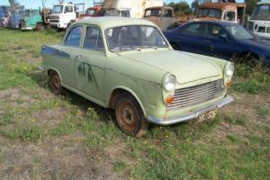 Morris Major Elite barn find Photo