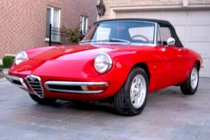 1967 Alfa Romeo Duetto Photo