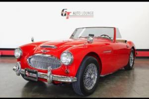 1962 Austin Healey 3000 BT7 Photo