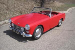 1964 Austin Healey Sprite Mark II Photo