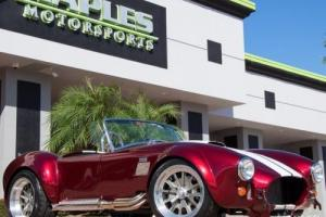1965 Replica/Kit Makes 427 Shelby Replica