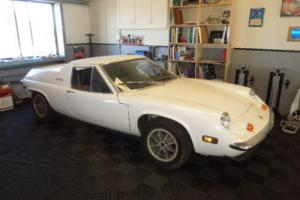 1972 Lotus /Europa S2 Twincam Photo