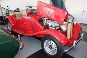 1951 MG T-Series T-series Marshal super charger