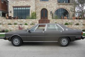 1980 Maserati Quattroporte Photo
