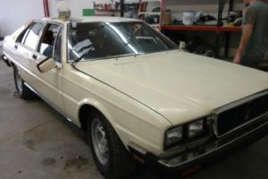 1984 Maserati Quattroporte Photo