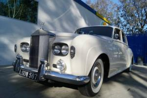 1964 Rolls-Royce Other SILVER CLOUD III WITH ORIG LEATHER INTERIOR!
