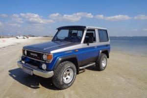 1987 Toyota Land Cruiser LJ70 Photo